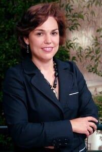 Verónica García, segunda generación en la dirección del Hotel Orfila