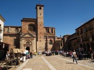 La visita a la Catedral de Sigüenza no está incluida en el precio