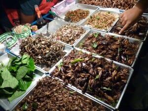 Comida callejera tailandesa