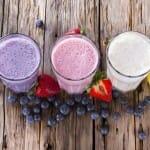 Tres smoothies detox para disfrutar con el calor