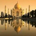 El majestuoso Taj Mahal