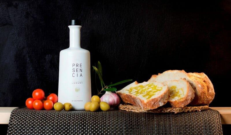 Aceite Presencia Luxury, de Valencia a Japón