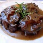 10 maneras de degustar el rabo de toro en Madrid y una tapa Master Chef