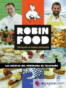 Portada de Robin Food: Atracón a mano armada