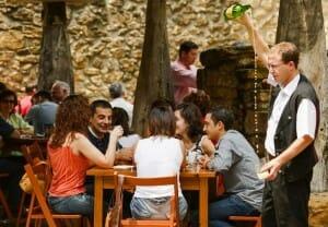 La sidra forma parte de la cultura en Asturias