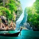 Comer bien en Tailandia
