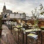 10 terrazas para tapear, cenar o tomar una copa… por todo lo alto