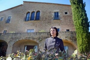 Fina Puigdevall dirige las cocinas de Mas de Torrent
