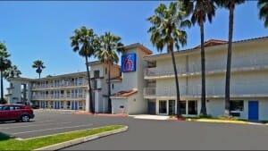Los moteles pueden ser una buena opción de alojamiento en Napa