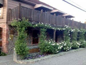 Fachada de The French Laundry