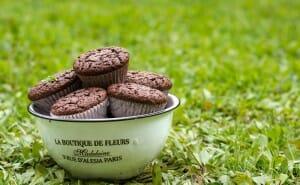 Caprichos de chocolate y vainilla de Silvia Cerezo