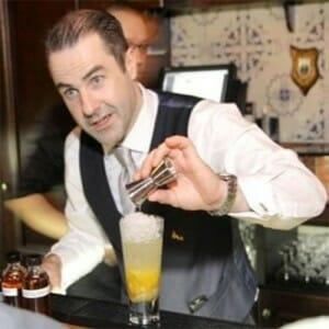 Philip Duff llegará desde Nueva York para adelantar las tendencias globales en la coctelería