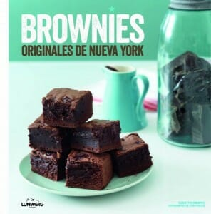 Portada de Brownies originales de Nueva York