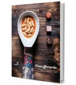 Portada de Casa Gerardo: 50 pasos de la cocina contemporánea