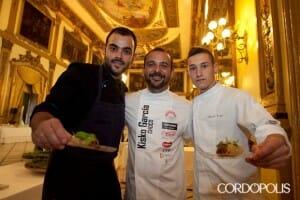 Kiko García cocinará en CCG2015