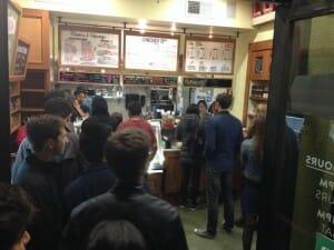 Bi-Rite Creamery en la calle 18, la heladeria más popular de la ciudad