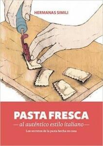 Portada de Pasta fresca al auténtico estilo italiano