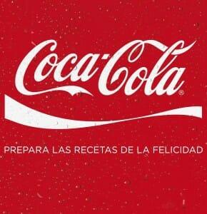 Portada de Coca Cola: prepara las recetas de la felicidad
