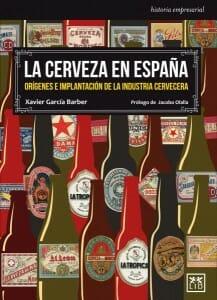 Portada de La Cerveza en España