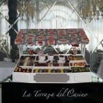 Paco Roncero, jurado de Top Chef, propone un original carrito de petit fours