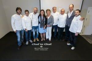 """Presentación de la iniciativa """"Chef to Chef"""""""