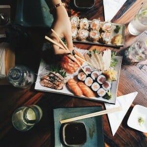 Foodora permite disfrutar de los mejores restaurantes desde casa
