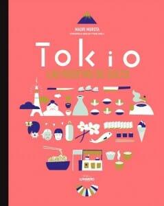 Portada de Tokio las recetas de culto