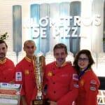 La Selección Española de Pizza gana el 16º Campeonato Mundial de Pizza Picante