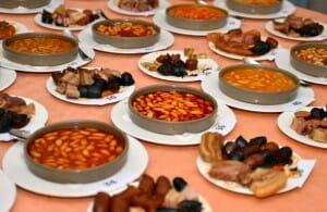 Concurso de fabadas en Villaviciosa