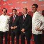 Mario Sandoval y Fernando P. Arellano, nuevos dos estrellas Michelin en España