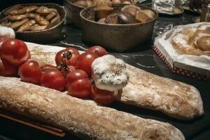 Pan con tomate, una deliciosa opción