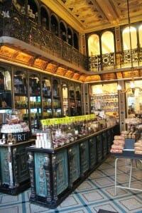 Pastelería Meert, en Lille