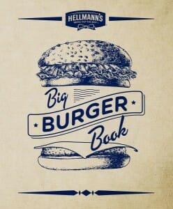 Portada de Big Burger Book