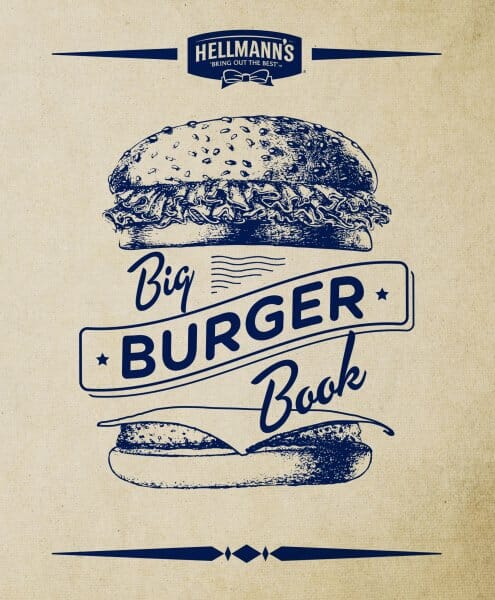 Portada libro Big Burger