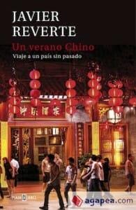 Portada de Un verano chino: un viaje a un país sin pasado