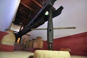 Almazara Museo del siglo XVII