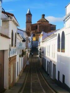 Calle Barco en Jabugo