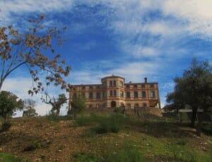 Edificio del Tiro en Jabugo