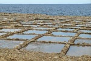 Salinas romanas en Gozo