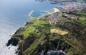 La villa marinera de Luanco