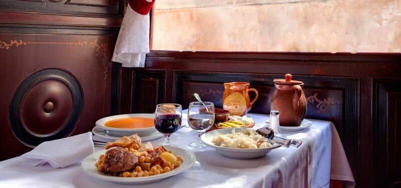 El cocido de La Bola, un clásico de Madrid