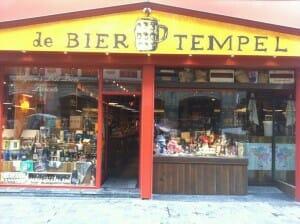 Fachada de De Bier Tempel