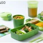 Curver, Lunch & Go: herméticos para la comida con un buen diseño