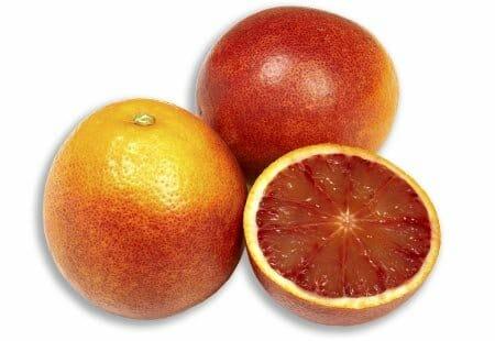 Naranjas sanguinas naranjas lola