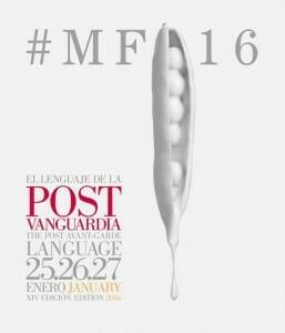 Cartel Madrid Fusión 2016