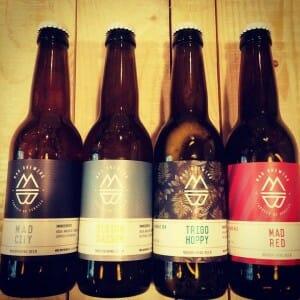 Mad Brewing ha abierto su cervecería en Madrid