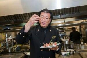 Chef chino Da Zhenxiang