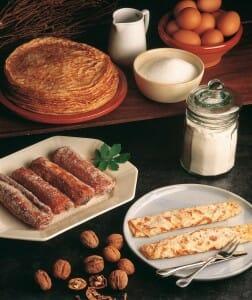 Casadielles y Frixuelos, dos dulces muy asturianos