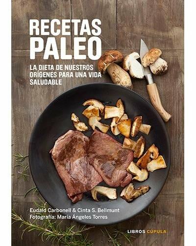 Libro recetas Paleo