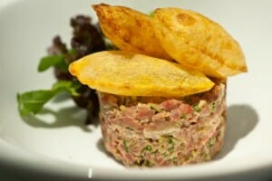 Steak tartar de Rubaiyat